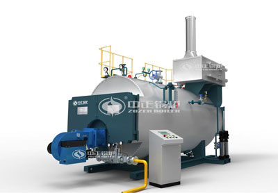 WNS series gas-fired(oil-fired) steam boiler