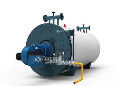 YQW series gas-fired horizontal thermal fluid heater