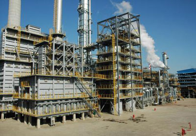 Petrochemical industry refined oil refining and heating
